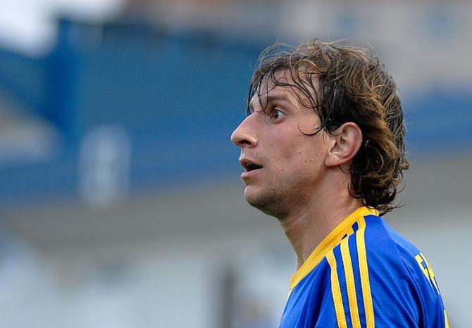 Ренан Брессан не боится киевского