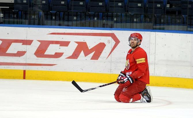 Для Алексея Калюжного командный успех куда важнее личных достижений.