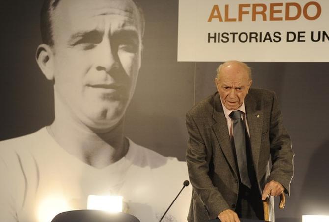 Альфредо ди Стефано был кумиром для самого Йохана Круиффа.
