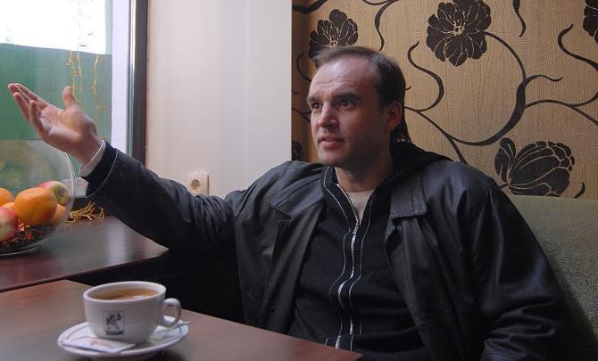Сергей Стась всегда за справедливость.