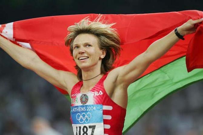 На уровень афинской Олимпиады Юлия Нестеренко еще не выходила