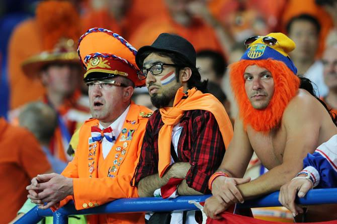 радоваться голландцам пока нечему