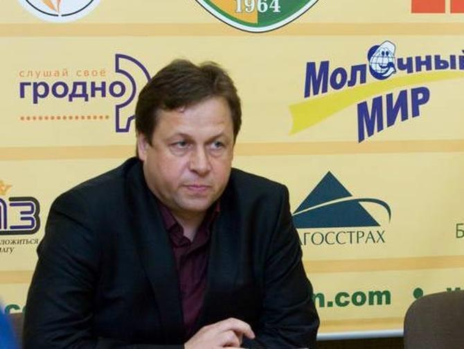 Олег Радушко нынче пребывает в неизвестности.