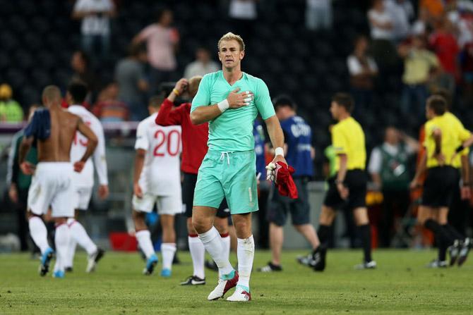 Эта сборная Англии приехала на Евро отнюдь не фаворитом.