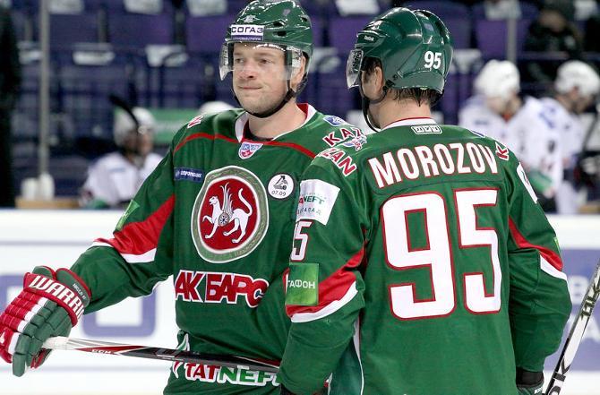 Никулин и Морозов сумели огорчить Мезина