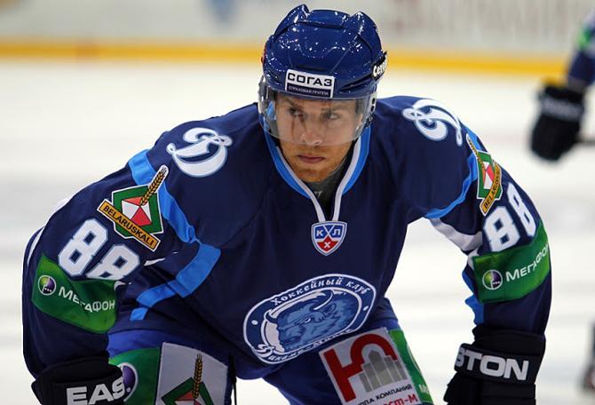 Джо Павелски почувствовал вкус голов за «Динамо»