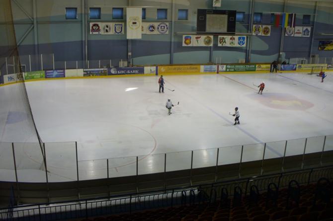 Брестский лед дисквалифицирован