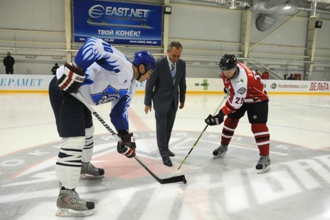Хоккей в Украине находится на стадии становления