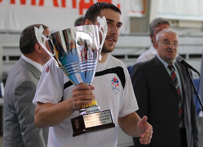Борис Пуховский - главная звезда обновленного СКА.