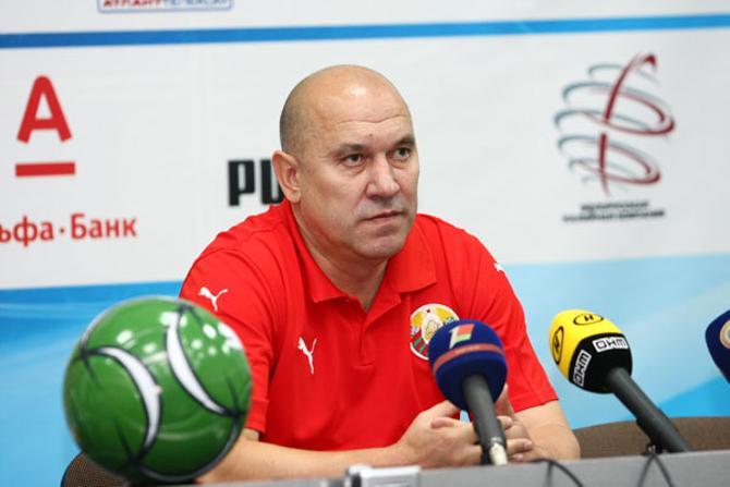 Георгий Кондратьев весь в мыслях о решающих матчах сборной.