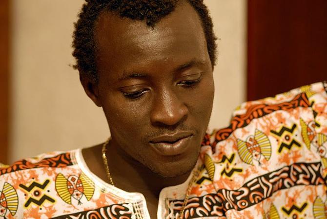 Абубакар Камара оказался радушным хозяином.