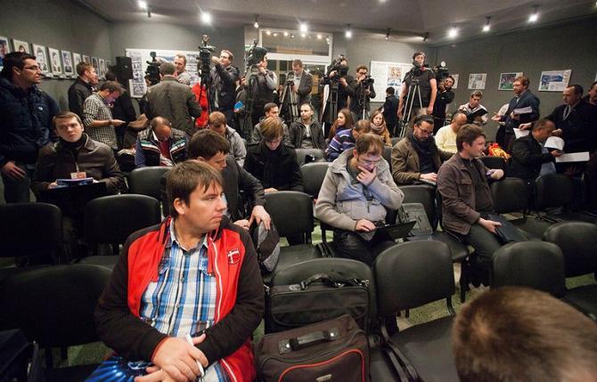 Конкуренция среди белорусских спортивных СМИ возросла, однако журналистам по-прежнему есть к чему стремиться