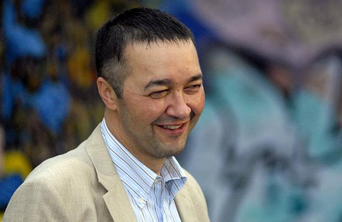 Анатолий Капский -- номер один в белорусском футболе. Или с этим кто-то не согласен?