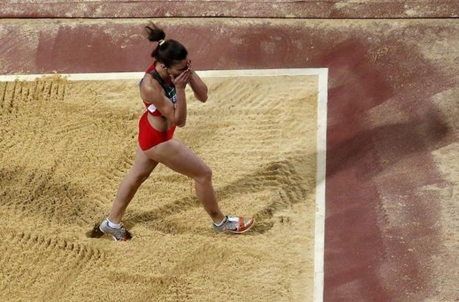 В легкой атлетике Беларусь явно недосчиталась медалей.