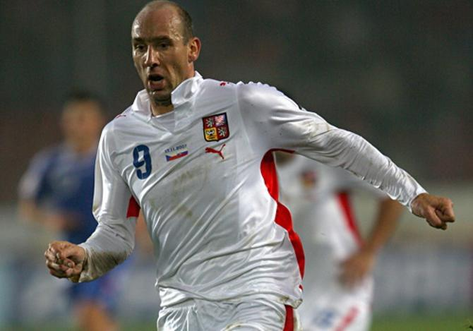 Ян Коллер на данный момент является лучшим бомбардиром сборной Чехии - 55 мячей в 91 матче.