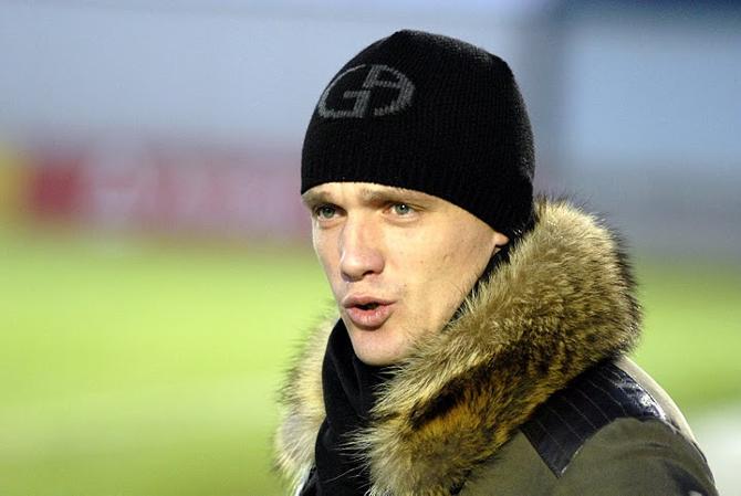Виктор Гончаренко: гламурно и тепло