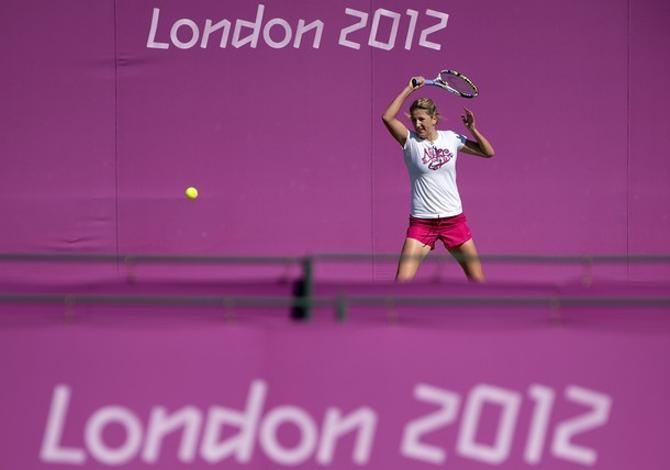 В случае победы на Играх в Лондоне Виктория Азаренко закрепится на первой строчке мирового рейтинга.