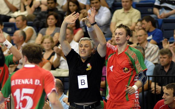 Юрий Шевцов решил, что сборной Беларуси пора пробиться на чемпионат мира.