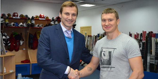 Из неродных команд Михаил Грабовский выбрал ЦСКА. И патриотизм здесь ни при чем