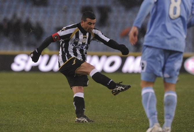 Антонио Ди Натале забил три гола - один другого краше.