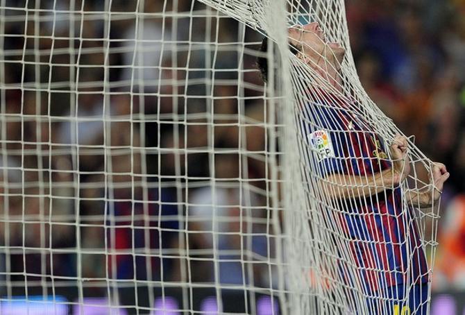 Не каждый матч доставляет игрокам каталонской команды столь привычную радость