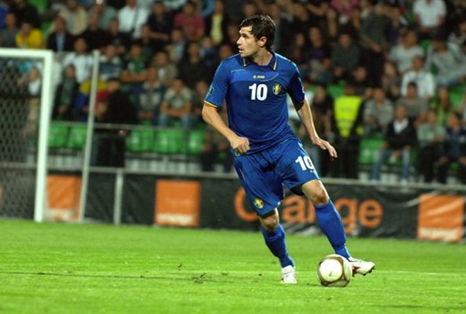 Фиорел Фрунзе до сих пор вызывается в сборную Молдовы.