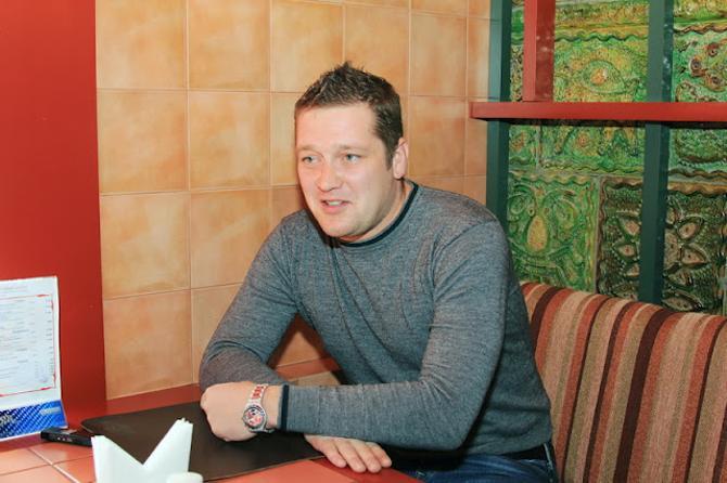 Роман Астапенко считает, что у полевых игроков странностей не меньше, чем у голкиперов