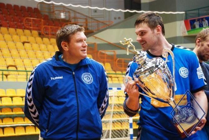 Украинец Сергей Бебешко сумел вывести белорусский клуб в группу Лиги чемпионов