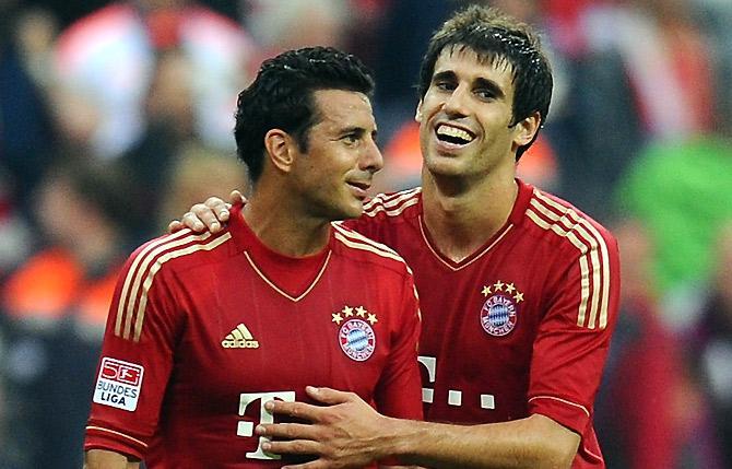 «Бавария» заплатила за Хави Мартинеса 40 миллионов