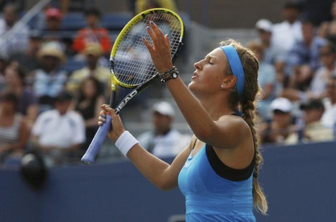 Виктория Азаренко не смогла совладать с Сереной Уильямс.