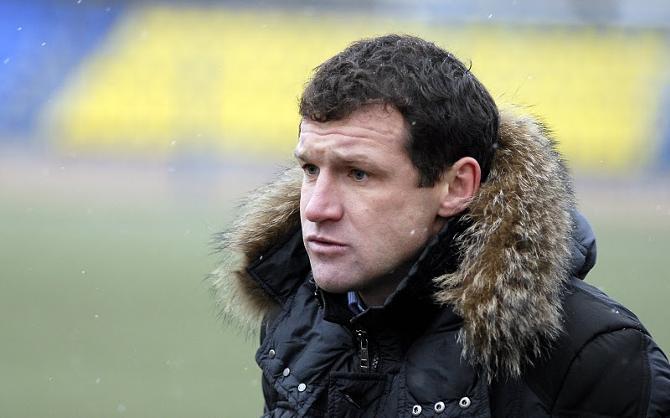 Сергей Гуренко был суровым игроком, стал суровым тренером.