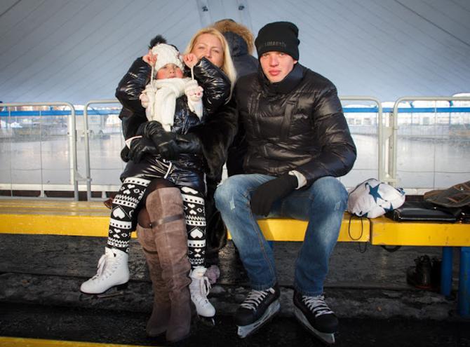 Андрей Горбунов — заботливый отец. Супруга поначалу даже удивлялась