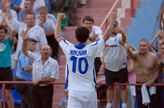 Сергей Кисляк уходит, но обещает вернуться.