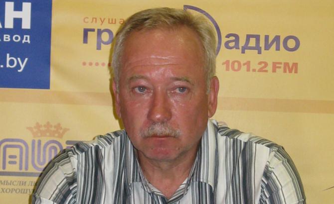 Александр Корешков собственной персоной.