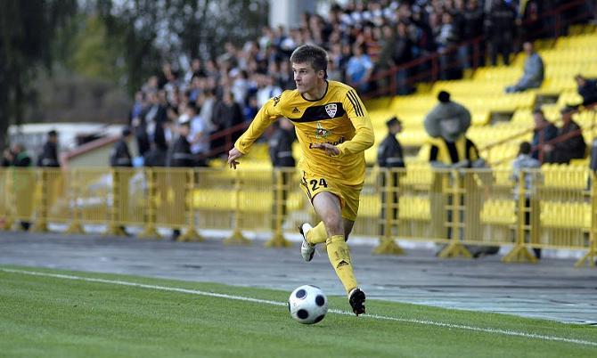 Павел Ситко забивает в пяти матчах подряд и надеется побороться за чемпионство.