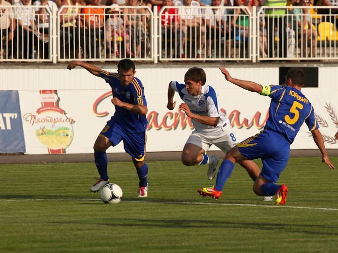 Михаил Афанасьев, пусть и не особо забивной игрок, но на знатные голы горазд.