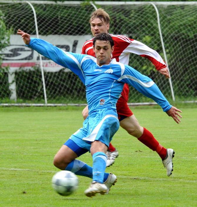 Дмитрий Рекиш надеется, что успехи в сборной дадут толчок его клубной карьере