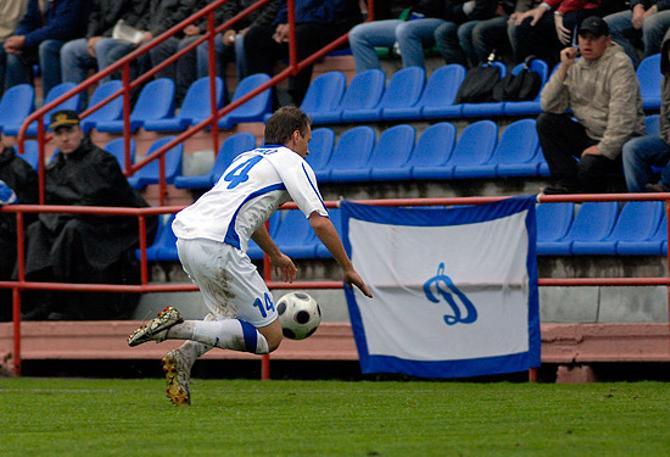Путило после гола передал привет Сергею Кисляку.