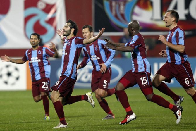 Когда-то «Трабзонспор» обыгрывал «Интер», а сейчас не может войти в пятерку чемпионата Турции.