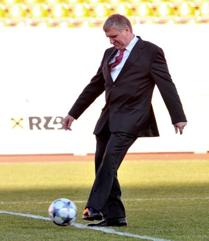 Геннадий Невыглас ведет белорусский футбол правильным путем?