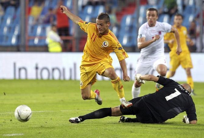 Габриэл Торже дважды паразил ворота сборной Люксембурга