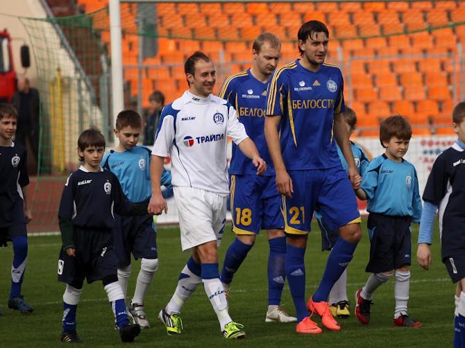 Игорю Стасевичу предоставляется очередная возможность напомнить о себе бывшей команде