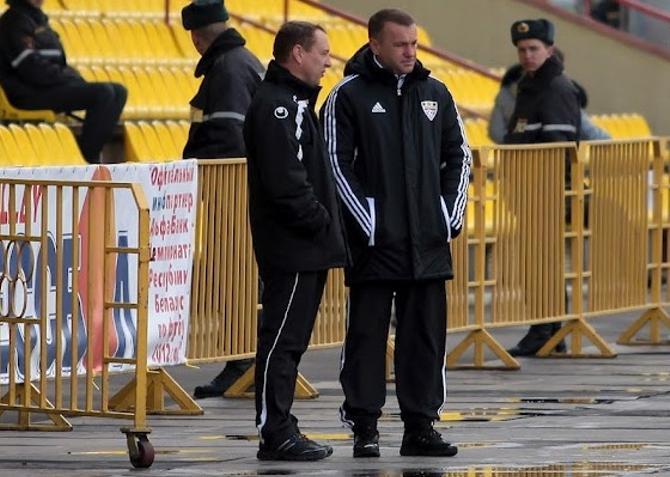 Олег Кубарев и Владимир Журавель: друзья по жизни, соперники на поле