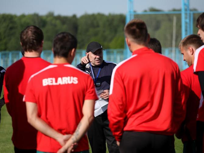 Георгий Кондратьев уверен, что сборная Беларуси квалифицируется в плей-офф олимпийского турнира