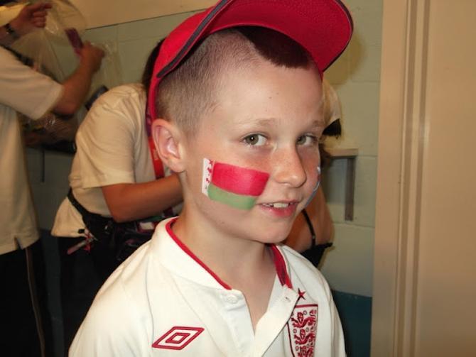 Английский паренек не прогадал с выбором сборной