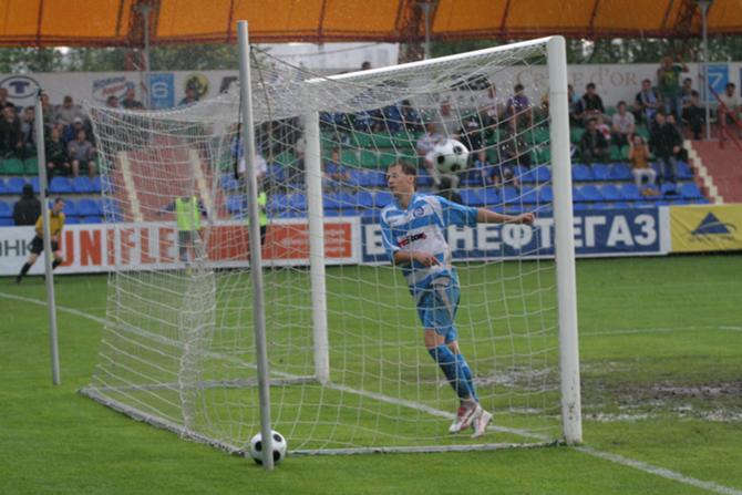 Антон Путило довершает разгром