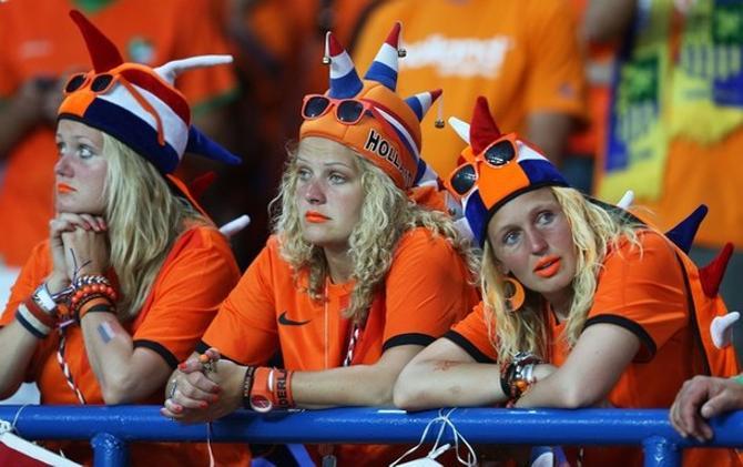 Голландцы стартовали отнюдь не как фавориты турнира