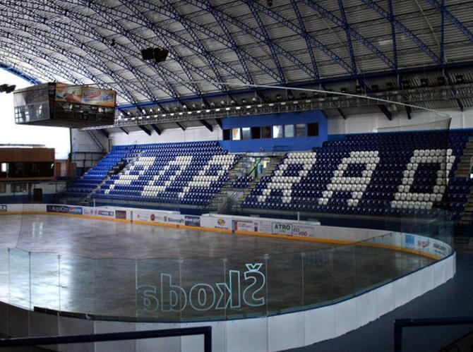 Пока у клуба «Лев» есть только арена.