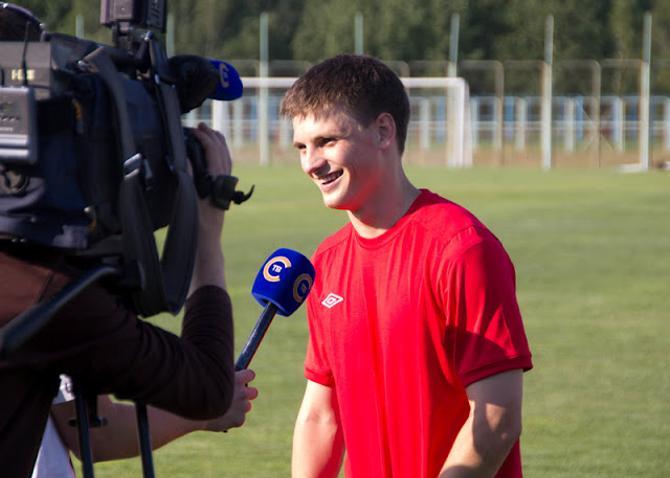 Станислав Драгун не считает «молодежку» Кондратьева лучшей сборной в истории белорусского футбола.