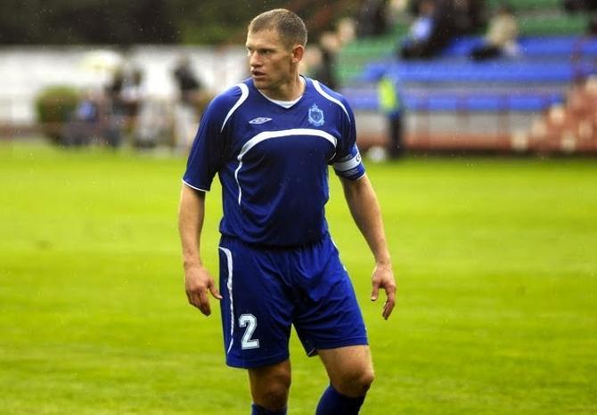 Евгений Капов уже 16 лет играет за «Днепр».